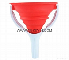 red wine funnel