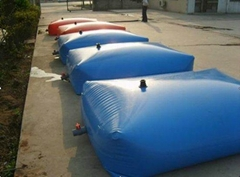 PVC flexitank  portable and foldable