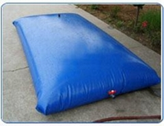 Flexible water and fuel tank pvc