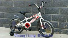 炫酷儿童自行車