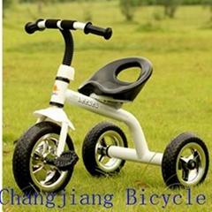 經典儿童三輪車