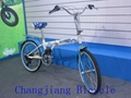 20 inch high quality folding bike