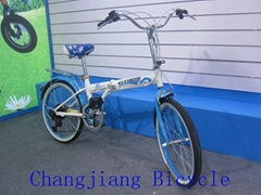 20 inch high quality folding bike foldable bicycle for students