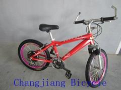 20 inch 15 speed mountain mtb bike for