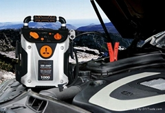 12V Peak 900Amp jump starter with air compressor