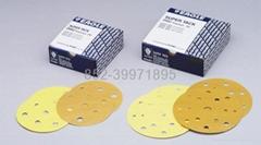 日本雙鷹SUPER-TACK DISCS優質拉絨磨碟砂紙