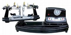 歐美專家特定使用高級型電子臺式球拍拉線機