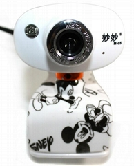 Factory wholesale USB 2.0 8.0MP HD Webcam Web camera Computer Webcam with Mic