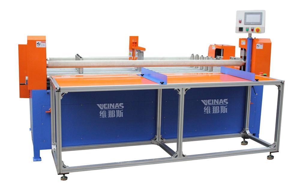 華塑珍珠棉拼板材機 1