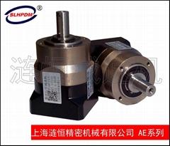伺服电机马达专用蜗轮蜗杆减速机