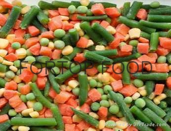 Canned Mixed Vegetable 1