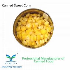 canned sweet corn 425g