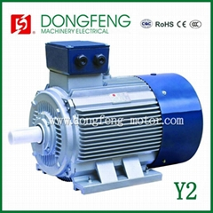 15 kw Electric Motor Factory Y2 low rpm three phase induction motor