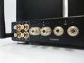 Vacuum Tube Bluetooth Amplifier with Wood Speakers set 4