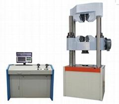 WAW微機控制電液伺服液壓式萬能試驗機