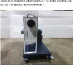 佛山豐騰威中型循環高壓30KW工業熱風機