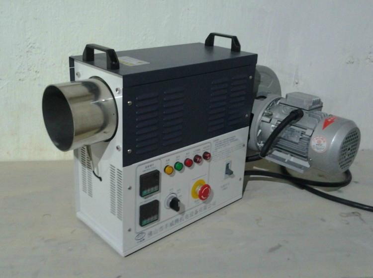 佛山丰腾威小型10KW工业热风机 4