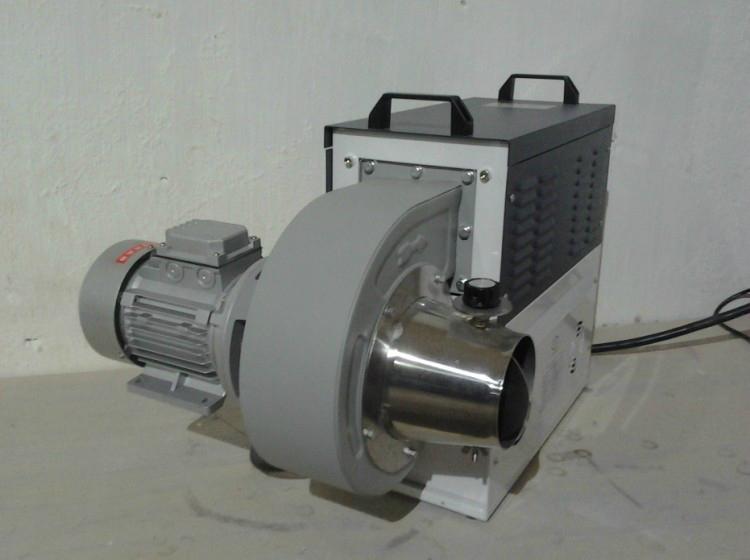 佛山丰腾威小型10KW工业热风机 5