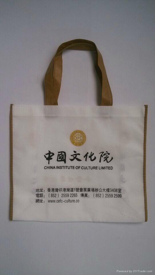 深圳無紡布袋廠家直銷定做無紡布袋環保袋帆布袋 3