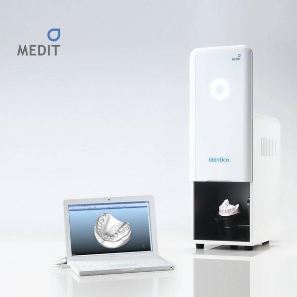韓國Medit Identica牙科三維掃描儀 1