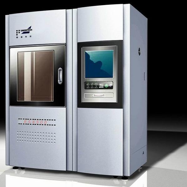 SLA激光快速成型機 1