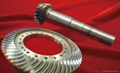Cement reducer Spiral bevel gear