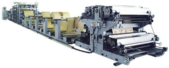 2-4 Layers Kraft Paper Cement Bag Making Machine/Cement ...
