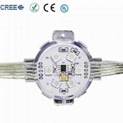 LED 3 light video pixels Lamp