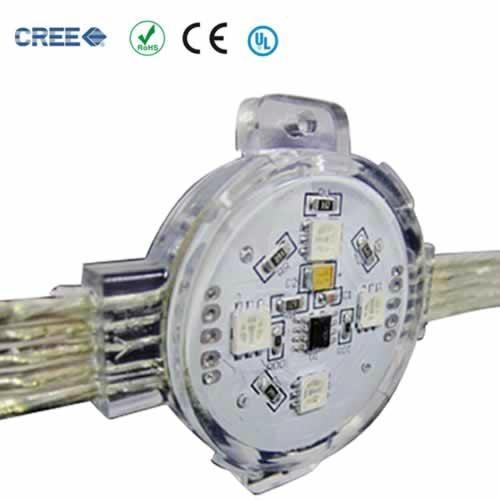 LED 4 light video pixels Lamp 1