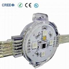 LED 4 light video pixels Lamp