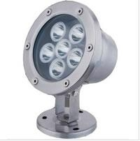 6w RGB underground led light 1