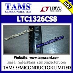LTC1326CS8 - LT - Micropower Precision Triple Supply Monitors
