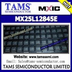 MX25L12845E - MXIC - 128M-BIT [x 1/x 2/x 4] CMOS MXSMIO (SERIAL MULTI I/O) FLASH