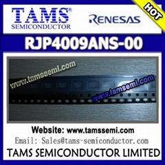 RJP4009ANS-00 - RENESAS - Nch IGBT for Strobe Flash