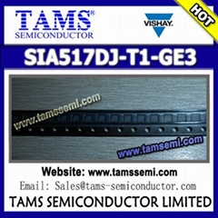 SIA517DJ-T1-GE3 - VISHAY - N- and P-Channel 12-V (D-S) MOSFET