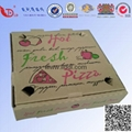 10'-18' pizza boxes custom logo printing 2