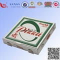 10'-18' pizza boxes custom logo printing 3