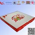 10'-18' pizza boxes custom logo printing 4