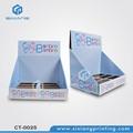 Eye-Catching Counter Battery Cardboard Display 2