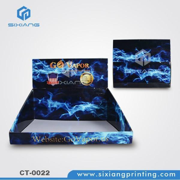 Eye-Catching Counter Battery Cardboard Display 4