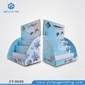 Eye-Catching Counter Battery Cardboard Display 3