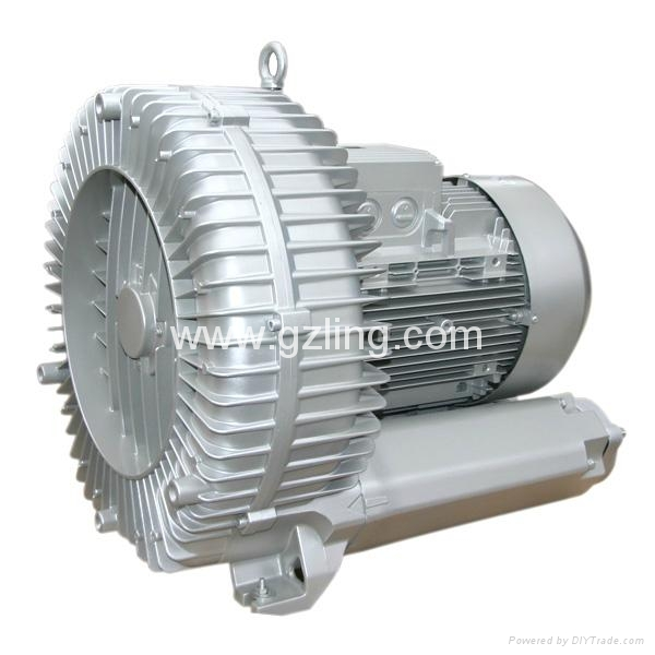 Blower Powered Air Knives : Rb h air knvies blowing gzling regenerative blower