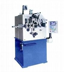 compression spring machine
