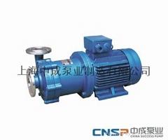 CQG型耐高溫不鏽鋼磁力泵