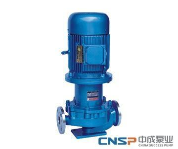 CQGD型管道式磁力泵 1