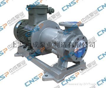 CQB-F型氟塑料磁力泵 1