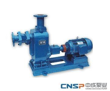 ZW自吸排污泵 1