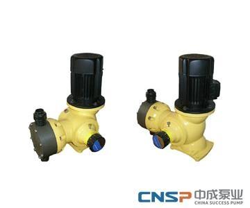 GB機械隔膜式計量泵 1
