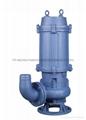 WQ高效节能排污泵