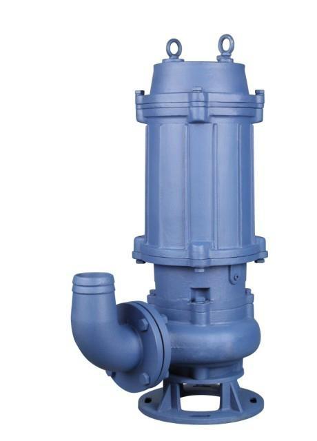 QWB防爆潜水排污泵 1